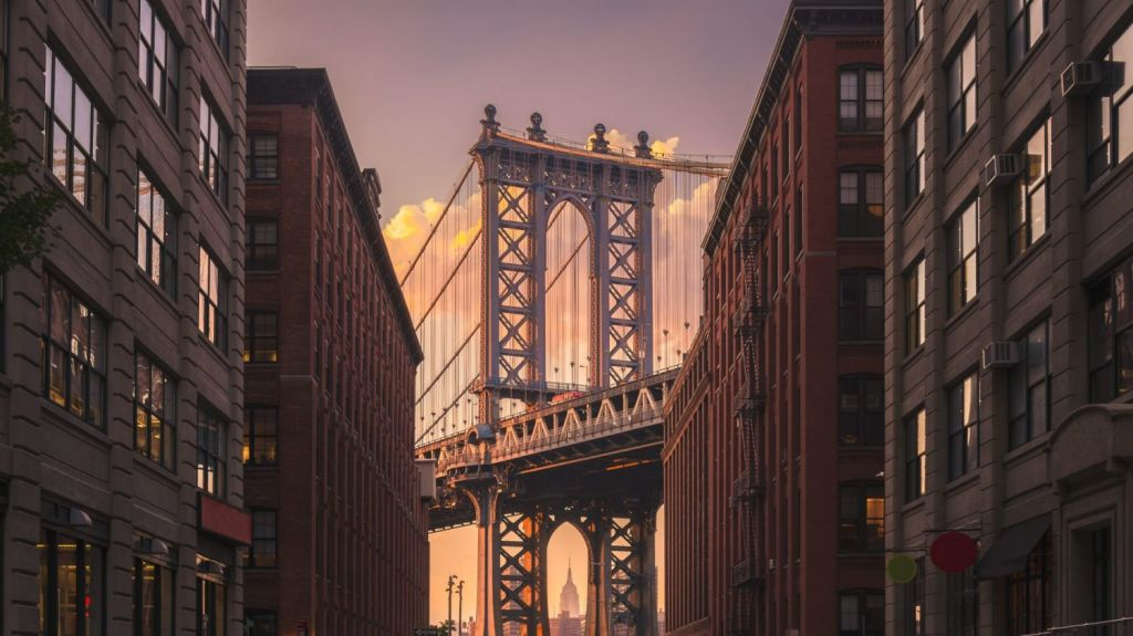 Manhattan bridge in New York. Photo: iStock
