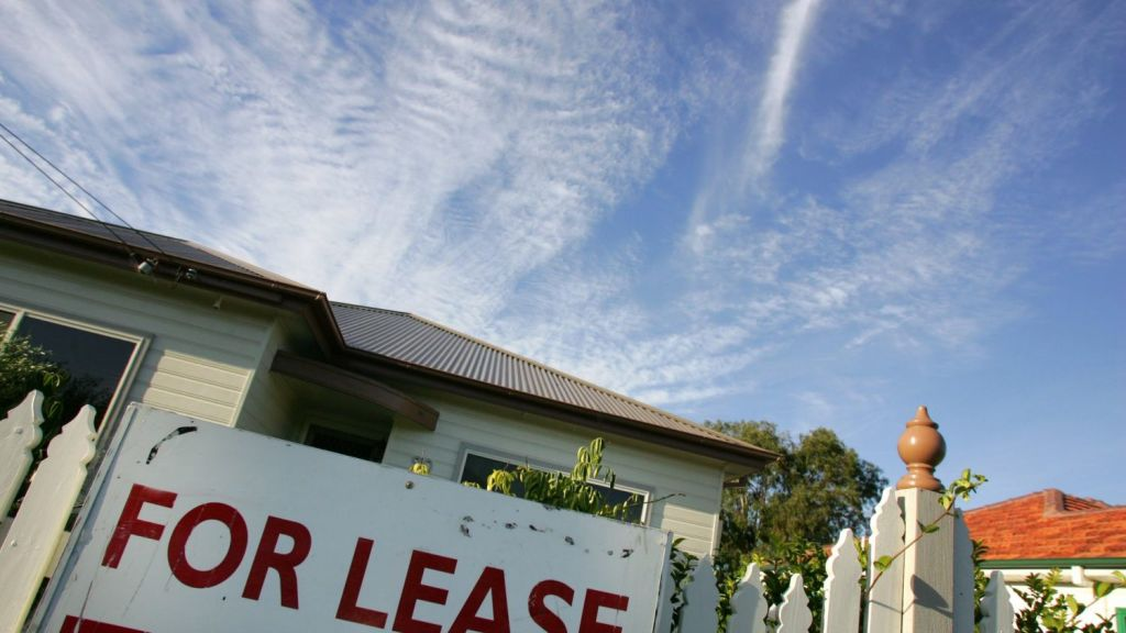 The national vacancy rate has dipped to 2.2 per cent, new data from SQM Research shows. Photo: Dean Osland