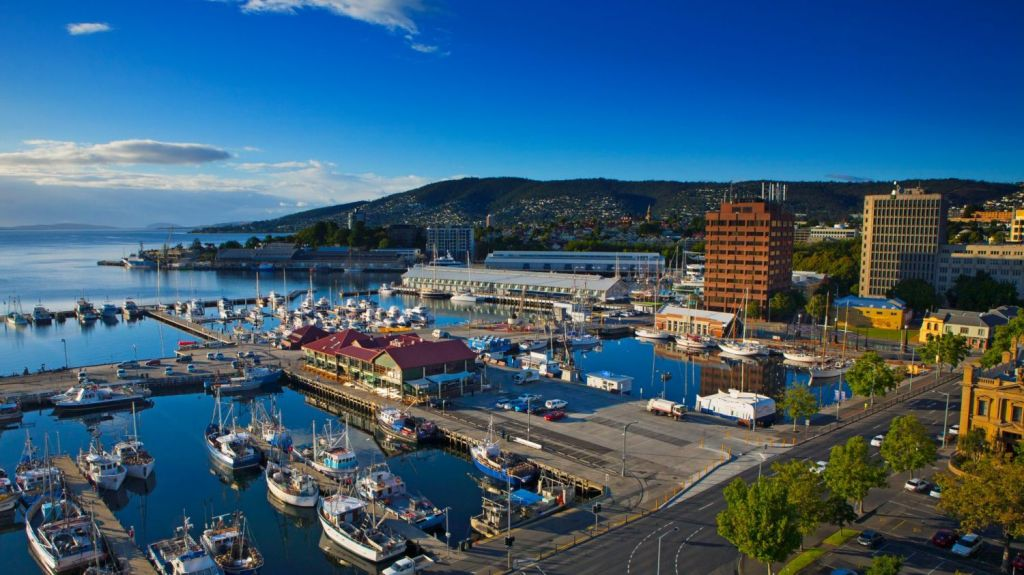 Of the capital cities, Hobart continues to have the tightest rental market with the vacancy rate remaining flat month on month at 0.7 per cent. Photo: Scott E Barbour
