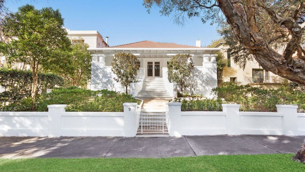 The home is up for auction on September 16 with a price guide of $6.5 million. Photo: Supplied