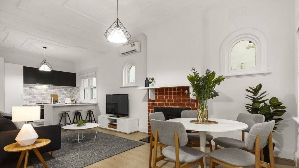 Apartment renovations can add value, as long as you don't overcapitalise. Photo: Domain.com.au