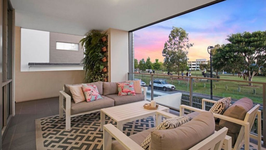 The aspect of the apartment can affect its value. Photo: Domain.com.au