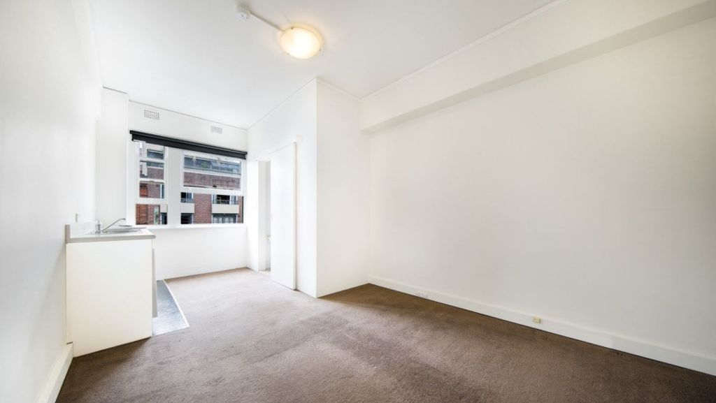 This property at 37/397-405 Bourke Street, Surry Hills is listed for $370,000.
