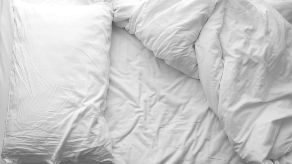 Daily plumping is essential for keeping your pillows in tiptop condition. Photo: iStock