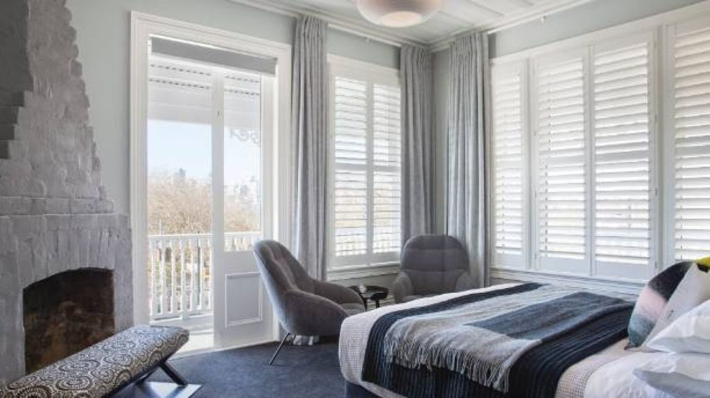 It seems shutters are here to stay. Photo: Tessa Chrisp