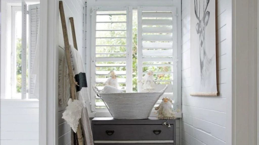 Shutters are a lot cheaper than they were 10 years ago. Photo: Tessa Chrisp