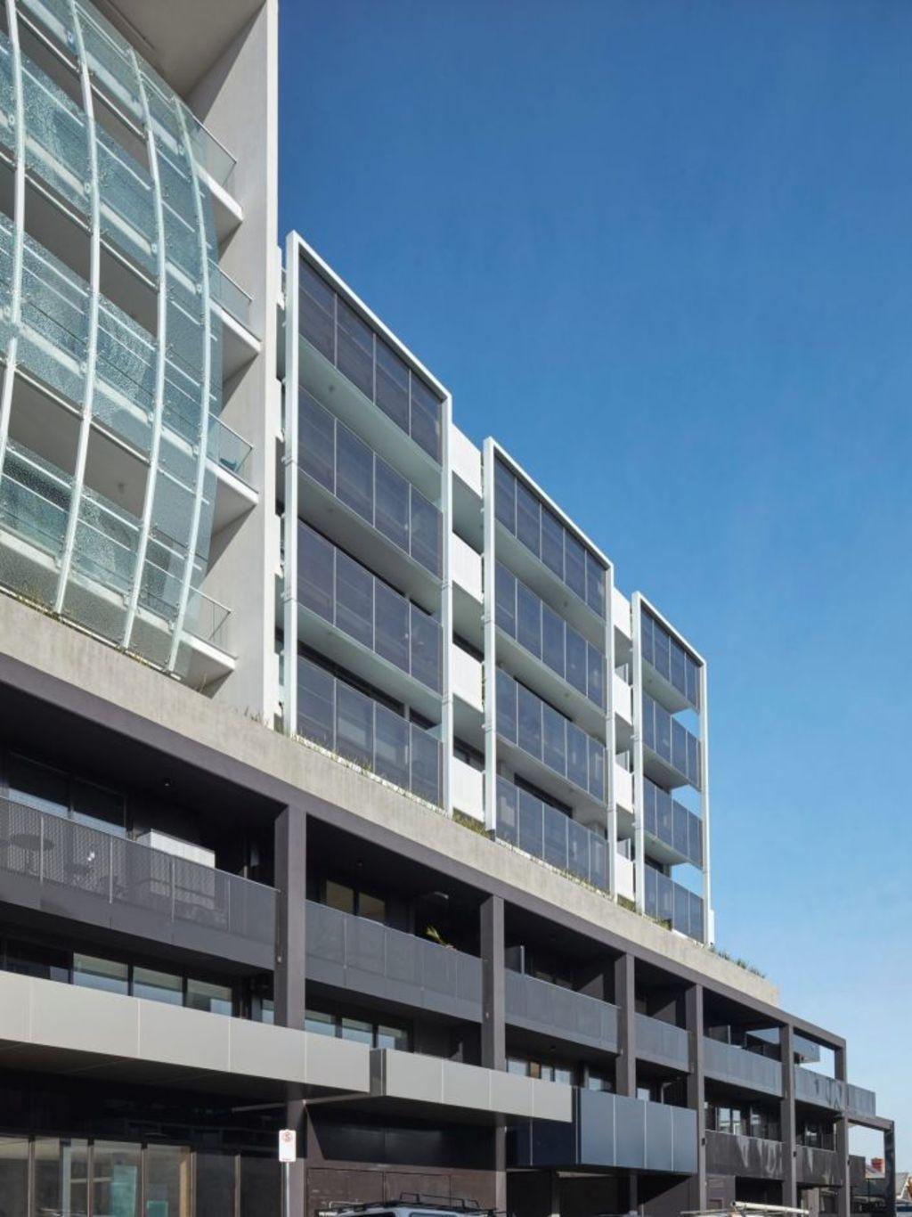 The General was built by Cedar Group developments. Photo: Peter Clarke