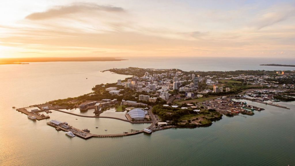 Darwin's vacancy rate sits 3.4 per cent, according to SQM Research. Photo: Shaana McNaught