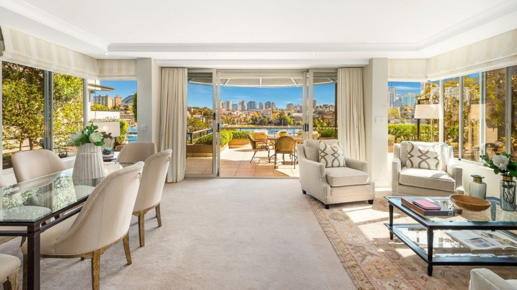 4/123 Kurraba Road, Neutral Bay. Photo: Domain