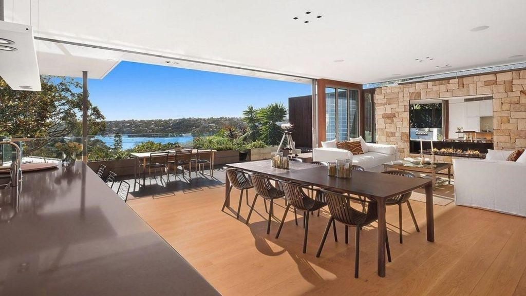 In Brisbane, $US1 million would buy 122 square metres. Photo: Supplied