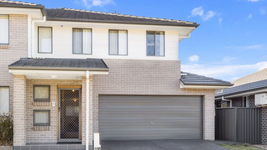 This four-bedroom property at 69B Cawley Circuit, Ropes Crossing, has been on the market since July. Photo: Supplied.