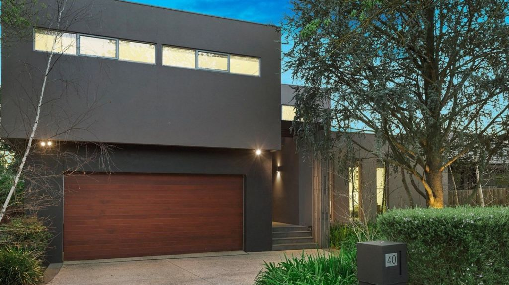 40 Corhampton Road, Balwyn North is a recent build, which has enduring popularity with Chinese buyers. Photo: Fletchers