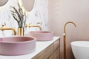 How to renovate and style a bathroom with colour