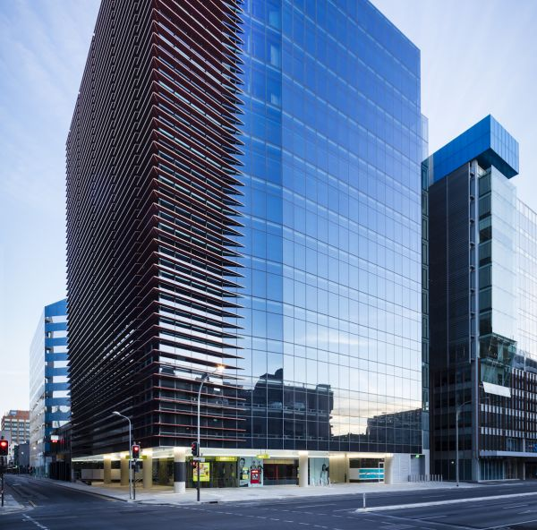 Adelaide office tower becomes first in the state to achieve 6-Star NABERS rating