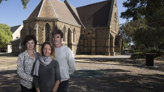 Unholy row breaks out in St Kilda over bid to develop 150-year-old church