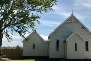 The artist who bought and renovated a run-down country church