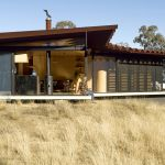The incredible house in the bush calling a lot of attention to itself