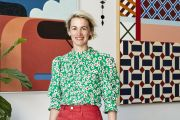 Inside Sophie Trippe-Smith's art-filled terrace transformation