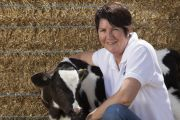 First Person: I'm Sally Mitchell and I'm a dairy farmer