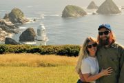 'Most remote job in the world': The couple who lived in isolation as lighthouse keepers