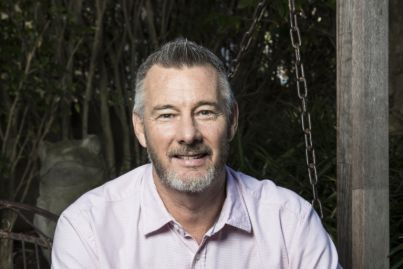 'I am Barry Du Bois … and I'm a TV presenter'