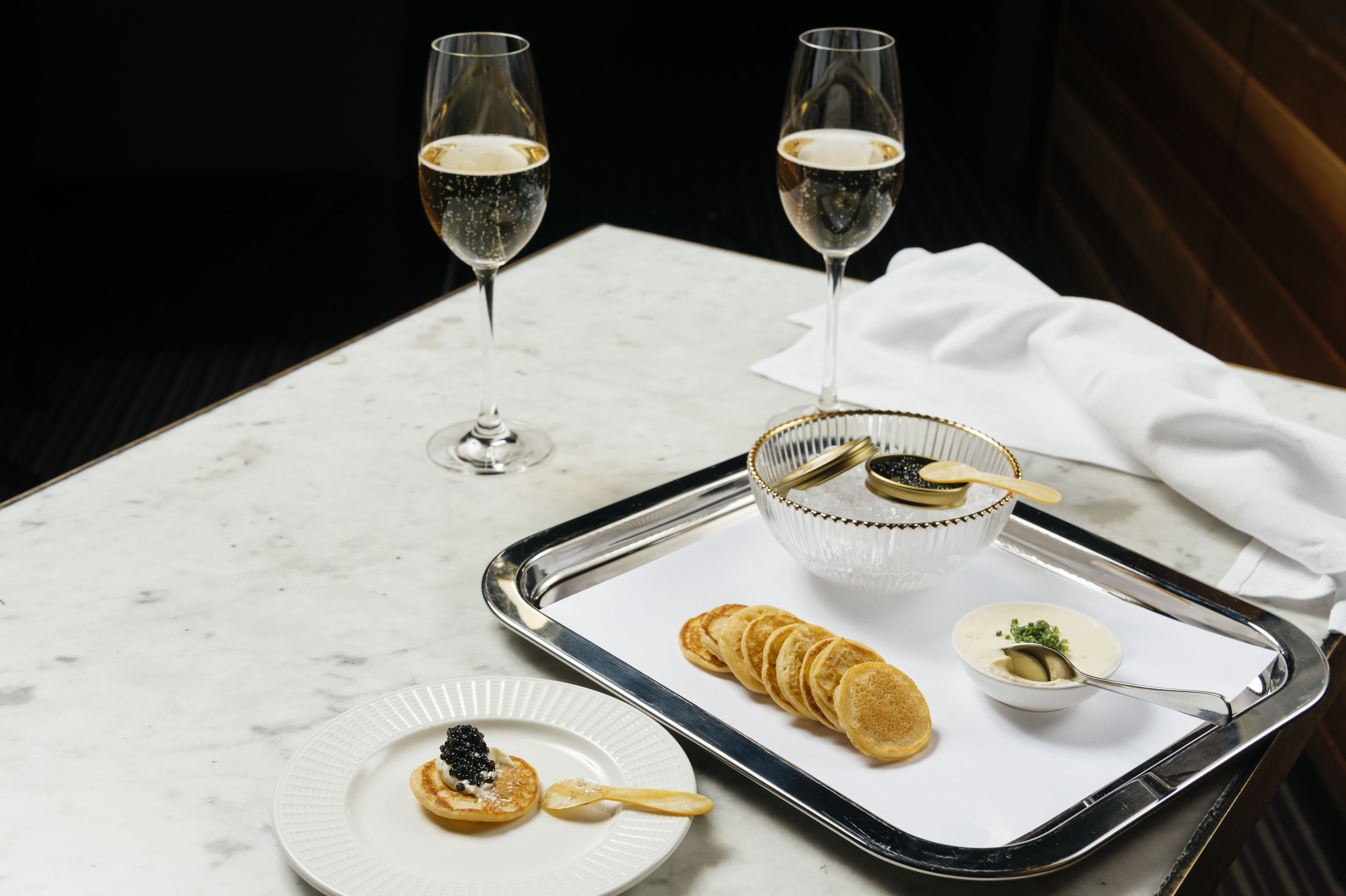 Caviar R Bar.