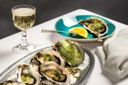 Recipe: Diana Chan's festive gin oysters