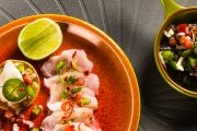 Recipe: Diana Chan's super fresh snapper ceviche tostadas