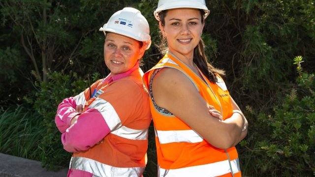 This is a long-term career for Tarni, so why not more young women?