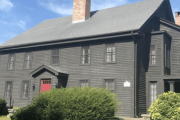 'A grand example of history': House at the centre of Salem witch trials for sale