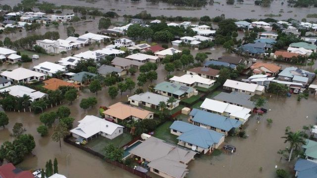 Amid natural disasters, how do experts deal with damaged property?