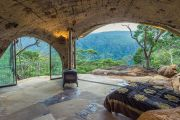 From a cave to a steam train: Unique places to stay this summer