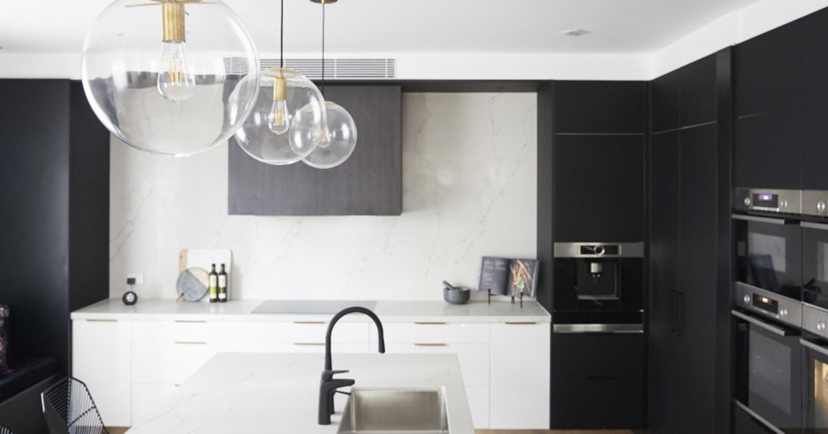 The Block 2018 Room Reveals Kitchen Week In Pictures