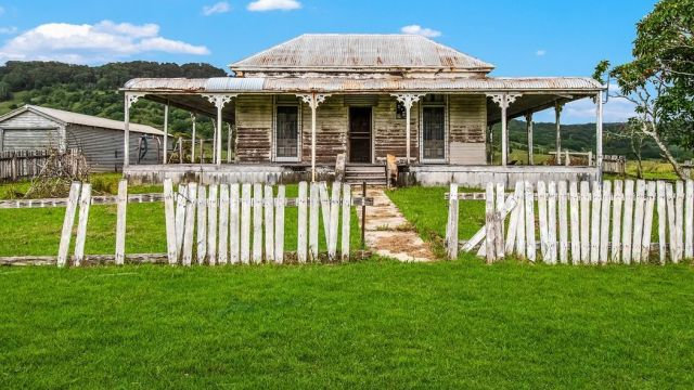 Escape to the country: The $4.4m restoration project