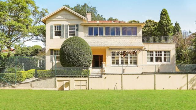 The Bellevue Hill mansion now up for grabs with a $15m DA