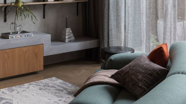 'Are you sure?' A Sydney apartment transformed into a concrete bunker