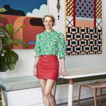 Inside Sophie Trippe-Smith's art-filled terrace transformation