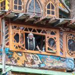 'I'm leaving it to the community': Inside 79-year-old Bob's self-built treehouse