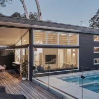 The family who opted for a swimming pool bigger than their house