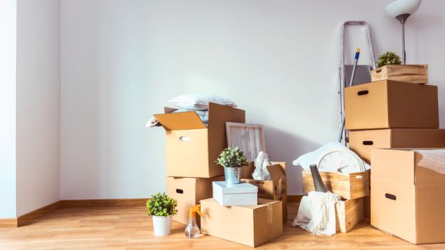 How to declutter your home when your partner doesn't want to