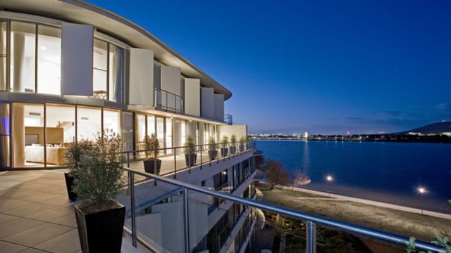 Malcolm Turnbull's former Kingston penthouse is now available to rent