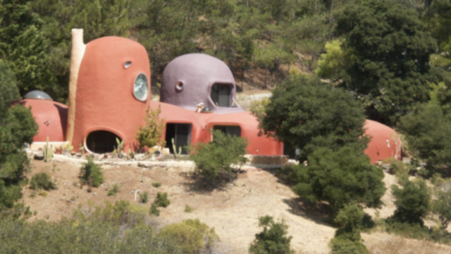 Yabba-dabba-don't: The 'Flintstones House' accused of public nuisance