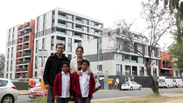 Growing demand from ACT families drives three-bedroom unit market