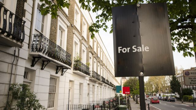 Once a safe bet, why London's property market is floundering