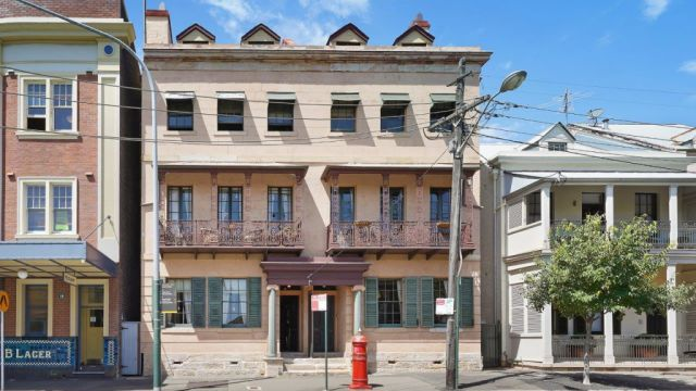 Architect puts Sydney home he spent eight years restoring up for sale