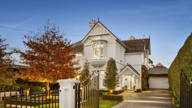 Historic Moonee Ponds mansions for sale for more than $5 million each