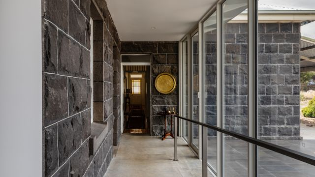 The inherent challenge of renovating: Homage paid to stone-built homestead