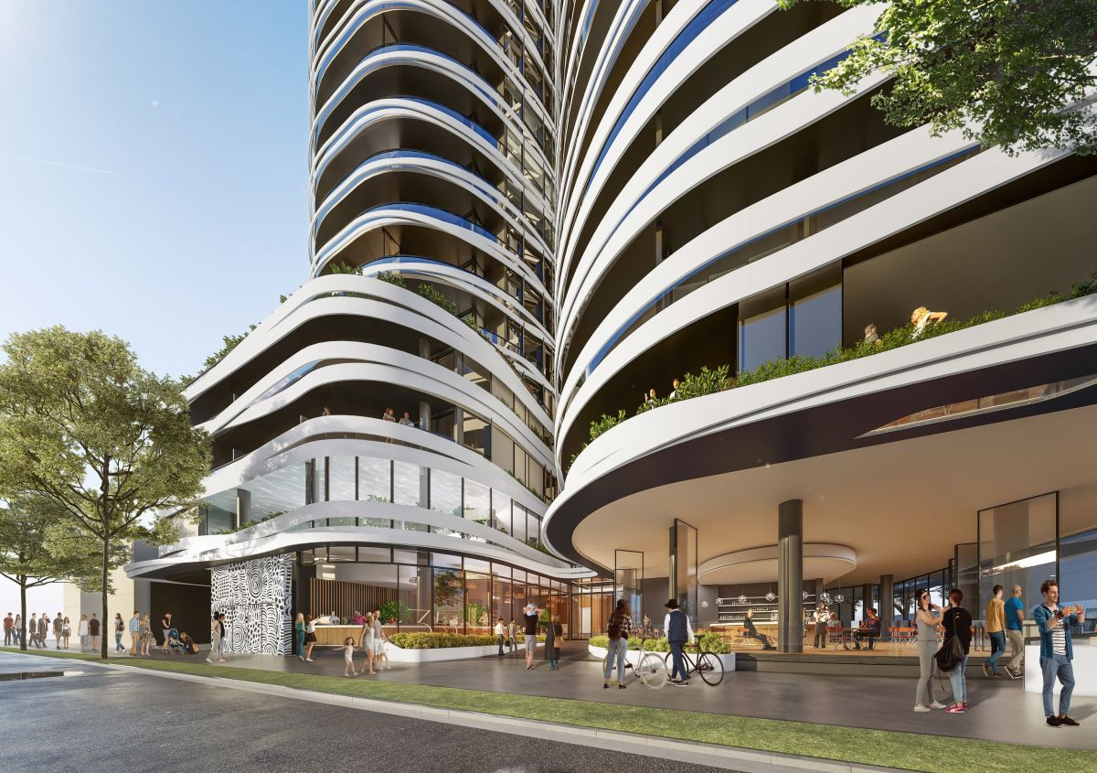Crown Group S First Foray Into Melbourne Apartments In