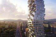 The 'living' tower in Ecuador that's championing a cool eco trend