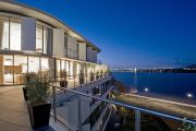 Malcolm Turnbull's former penthouse is now available to rent